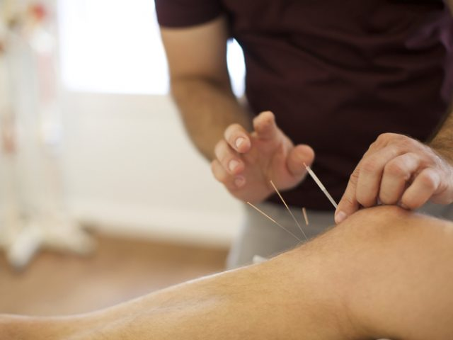 Cosmetic Acupuncture And LED Light Therapy